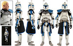 Captain Rex [CC-7567] (501st Legion: Torrent Company) - Sideshow Collectibles - 1:6 Scale Figures (2011)