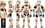 Commander Cody (212th Attack Battalion) - Sideshow Collectibles - 1:6 Scale Figures (2011)