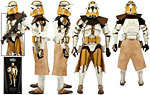 Commander Bly (327th Star Corps) - Sideshow Collectibles - 1:6 Scale Figures (2011)