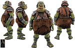 Gartogg (Gamorrean Guard) - Sideshow Collectibles - 1:6 Scale Figures (2011)
