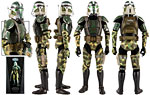 Commander Gree (41st Elite Corps) - Sideshow Collectibles - 1:6 Scale Figures (2011)