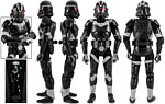 Utapau Shadow Trooper - Sideshow Collectibles - 1:6 Scale Figures (2011)