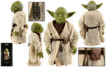Yoda (Jedi Mentor) - Sideshow Collectibles - 1:6 Scale Figures (2011)