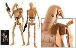 Battle Droids (Infantry) - Sideshow Collectibles - 1:6 Scale Figures (2012)