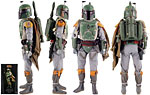 Boba Fett: The Empire Strikes Back (Bounty Hunter) - Sideshow Collectibles - 1:6 Scale Figures (2012)