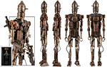 IG-88 (Assassin Droid) - Sideshow Collectibles - 1:6 Scale Figures (2012)