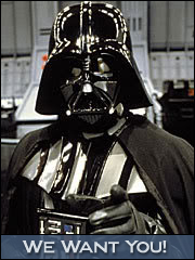 Image result for we need you vader
