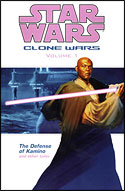 Clone Wars (Volume 1): The Defense of Kamino