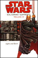 Clone Wars (Volume 4): Light and Dark