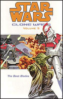 Clone Wars (Volume 5): The Best Blades