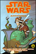 Clone Wars Adventures: Volume 10