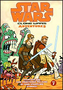 Clone Wars Adventures: Volume 7