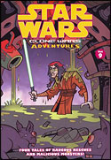 Clone Wars Adventures: Volume 9