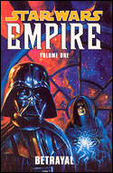 Empire (Volume One): Betrayal