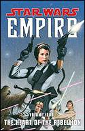 Empire (Volume Four): The Heart of the Rebellion
