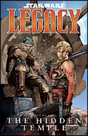 Legacy (Volume Five): The Hidden Temple