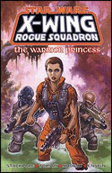 X-wing Rogue Squadron: The Warrior Princess