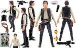 Han Solo - Hasbro - The Black Series [Star Wars 40] (2017)