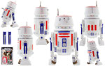 R5-D4 (GameStop) - Hasbro - The Black Series [Star Wars 40] (2017)