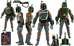 Boba Fett (SL09) - Hasbro - Star Wars [Darth Vader/Revenge of the Sith] (2013)