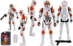 Clone Commander Cody (SL12) - Hasbro - Star Wars [Darth Vader/Revenge of the Sith] (2013)