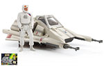 Airspeeder [With Airspeeder Pilot] - Hasbro - Expanded Universe (1998)