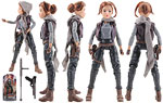 Jyn Erso - Hasbro - Forces of Destiny (2017)