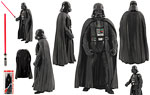 Darth Vader (The Villain) - Hasbro - Galaxy of Adventures (2018)