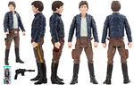 Han Solo (The Scoundrel) - Hasbro - Galaxy of Adventures (2019)