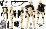 Sandtrooper - Hasbro - Legacy Collection [2] (2013)