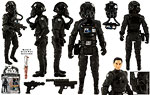 Black Squadron TIE Pilot - Hasbro - Legacy Collection [2] (2013)