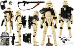 Sandtrooper - Hasbro - Legacy Collection [2] (2015)