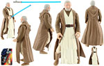 Ben (Obi-Wan) Kenobi - Hasbro - The Power of the Force [Red] (1995)