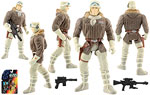 Han Solo (In Hoth Gear) - Hasbro - The Power of the Force [Red] (1995)