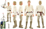 Luke Skywalker (With T-16 Skyhopper Model) - Hasbro - The Power of the Force [FlashBack/CommTech] (1999)