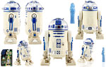 R2-D2 (With Holographic Princess Leia) - Hasbro - The Power of the Force [FlashBack/CommTech] (1999)