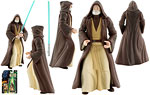 Ben (Obi-Wan) Kenobi - Hasbro - The Power of the Force [FlashBack/CommTech] (1998)