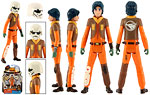 Ezra Bridger (SL02) - Hasbro - Rebels (2014)