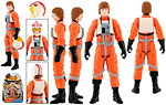 Luke Skywalker (SL22) [X-wing Pilot] - Hasbro - Rebels (2015)