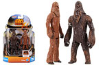 Wullffwarro and Wookiee Warrior (MS07) - Hasbro - Rebels (2015)