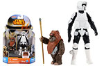 Wicket W. Warrick and Biker Scout (MS10) - Hasbro - Rebels (2015)