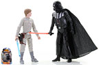 Luke Skywalker and Darth Vader (MS03) - Hasbro - Rebels (2014)