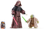 Darth Sidious and Yoda (MS04) - Hasbro - Rebels (2014)