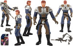 Dash Rendar - Hasbro - Shadows of the Empire (1996)