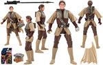 Leia (In Boushh Disguise) - Hasbro - Shadows of the Empire (1996)