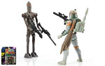 Boba Fett vs. IG-88 - Hasbro - Shadows of the Empire (1996)
