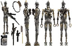 IG-88 - Hasbro - The Black Series Archive (2019)