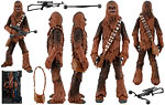 Chewbacca (#04) - Hasbro - The Black Series [Phase II] (2014)