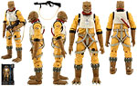 Bossk (#10) - Hasbro - The Black Series [Phase II] (2015)