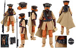 Princess Leia Organa (Boushh) (#16) - Hasbro - The Black Series [Phase II] (2015)
